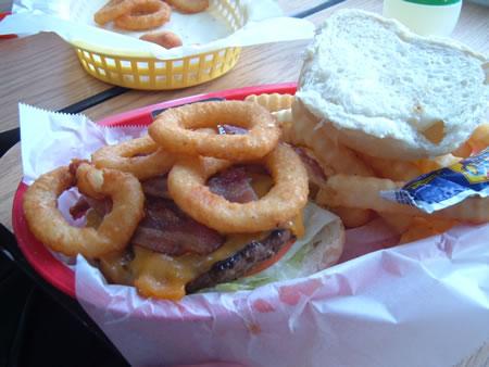 Badger Burger