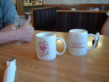 Click to view detail: ChinMi/Hometown Restaurant mugs