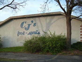 CJ's exterior