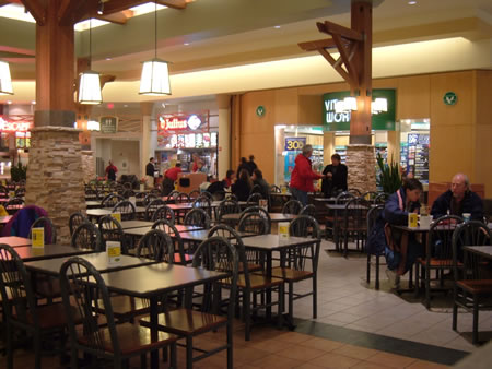East Towne Food Court
