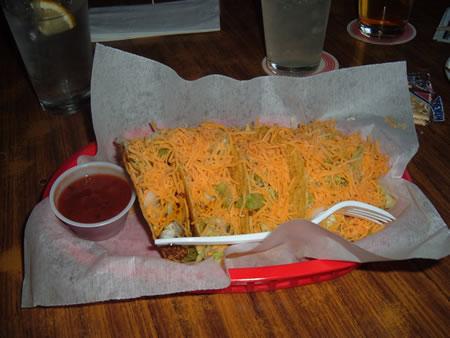 Echo Tap tacos